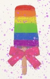 Pride Popsicle